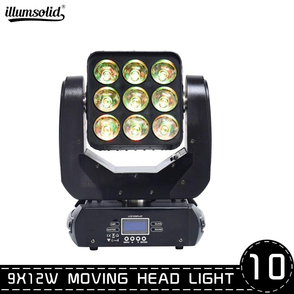 Lumières principales mobiles de faisceau pour des amuseurs mobiles de lumières de boîte de nuit, petits clubs, barres, patinoires de rouleau 10 pcs/lot