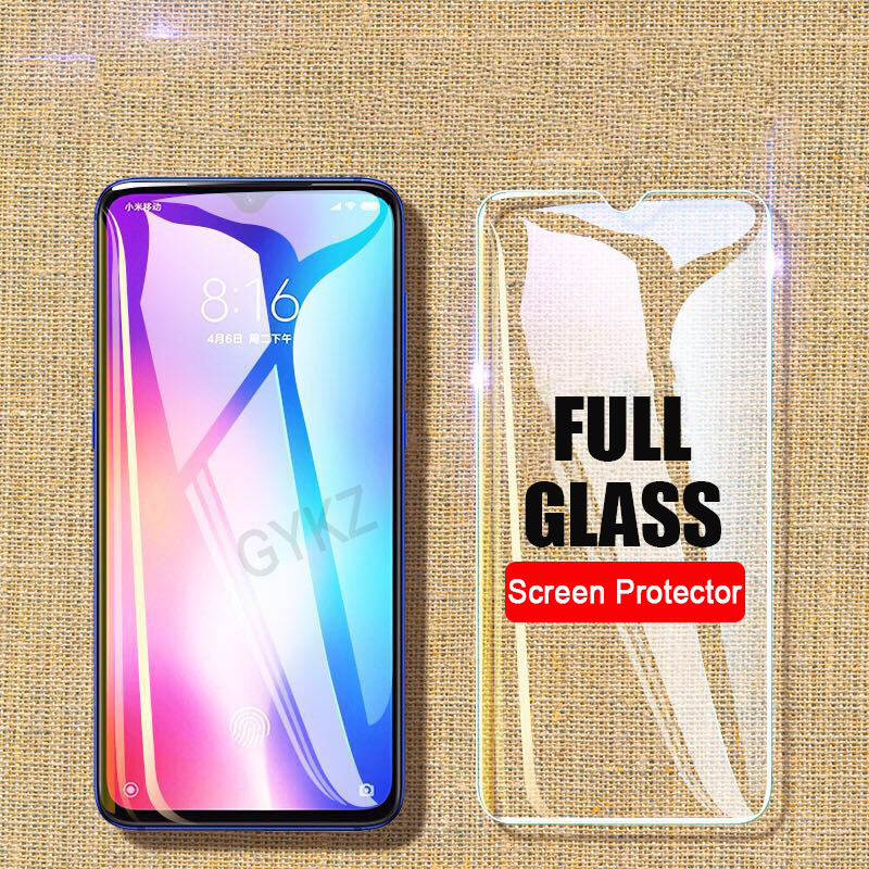 2pcs Full Tempered Glass For Xiaomi Redmi Note 7 Pro Full Cover Screen Protective Protector Film For Redmi Note 5 Pro Glass
