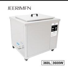 Endüstriyel ultrasonik temizleyici DPF Metal motor parçaları yağ pas yağ giderici güç sıcaklık ayarı ultrasonik temizleme makinesi