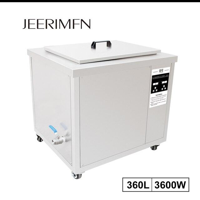 Przemysłowa maszyna do czyszczenia ultradźwiękowego DPF metalowy silnik części olej do odtłuszczania rdzy regulacja temperatury mocy ultradźwiękowa maszyna czyszcząca