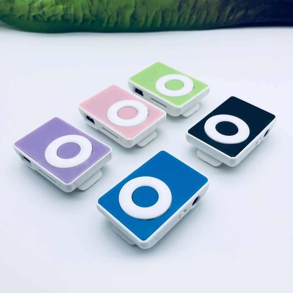 MX-307 Mini C Loại USB Kim Loại Kẹp Micro SD TF Khe Cắm Thẻ Âm Nhạc MP3 Cầu Thủ Đa Năng Người Chơi