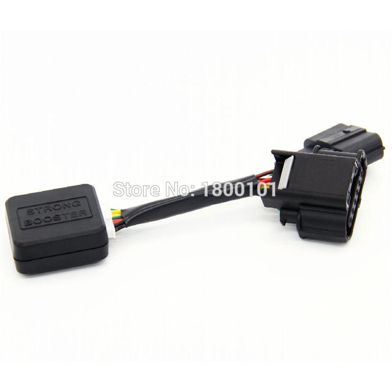 Footpedal Sprint Booster Kuat, bagian mobil Throttle ECU Pengendali - Suku cadang mobil - Foto 6