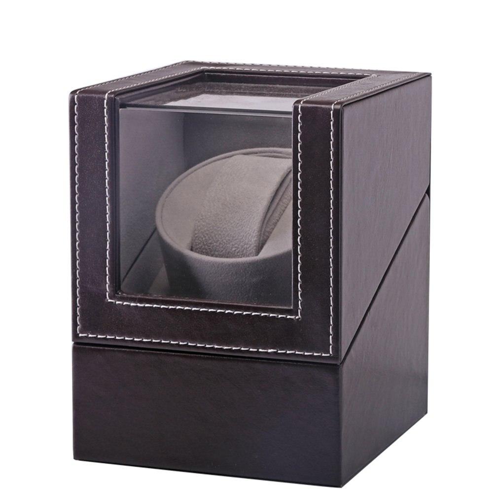 High Class Motor Shaker Watch Winder Holder Display Automatic Mechanical Watch Winding Box Jewelry Watches Box New