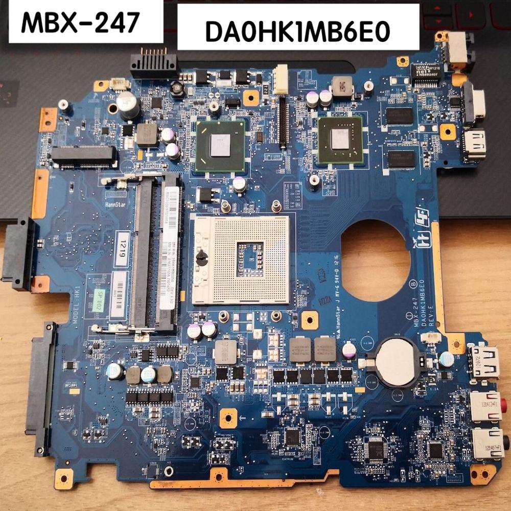 MBX-247 A1827702A A1827700A For SONY MBX 247 Motherboard DA0HK1MB6E0 N12M-GS2-S-A1 Mainboard 100%tested Fully Work