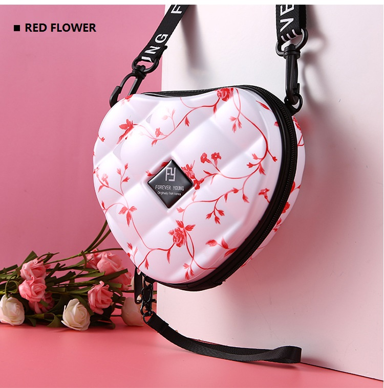 Hdc91aa9754914a88b0dac3268dc1ba35Z - Fashion Luxury HandBags Heart Shaped PVC Mini Shoulder Bag for Woman Fashion Designer Personality Small Box Women Purses