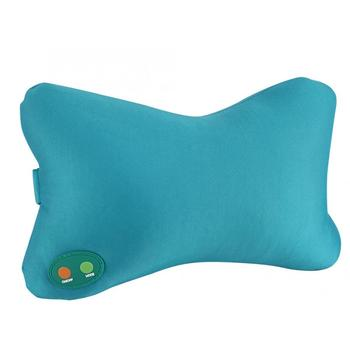 Neck Massgaer Pillow Electric Soft Vibration Cervical Neck Back Waist Body Vibrator Kneading Shiatsu Massage Cushion neck massager car home shiatsu massage neck relaxation back waist body electric massage deep kneading pillow cushion fashion