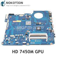 NOKOTION BA92 09430A BA92 09430B BA92 09429A BA41 01532A Für Samsung NP RV515 RV515 laptop motherboard HD7450M GPU DDR3|Laptop-Hauptplatine|Computer und Büro -