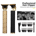 2021 USB-триммер для волос; Электрическая машинка для стрижки волос; Беспроводная Бритва; Триммер для мужчин; Парикмахерская Машинка для стрижк...