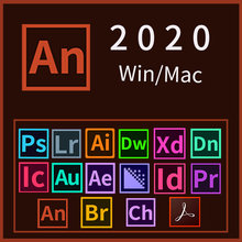 Animate 2020 activation-free one-click installation is suitable for Win and Mac books