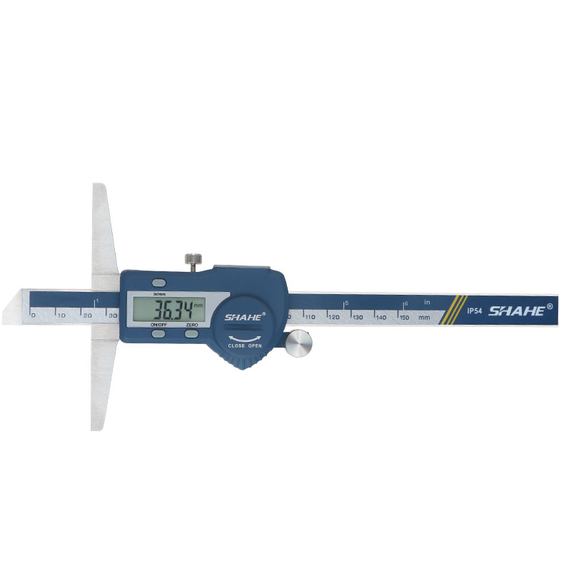Digital Vernier Depth Digital  Stainless Caliper Steel Digital Depth Mm  Caliper Vernier Electric Gauge 150  Micrometer 6
