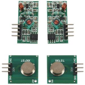 2SET 433Mhz RF Transmitter and Receiver Module link kit for Arduino