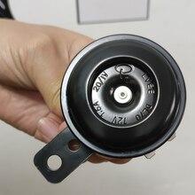 Speakers Electric-Horn-Kit Scooter Loud-Horn Moped Dirt-Bike Universal Motorcycle 12V