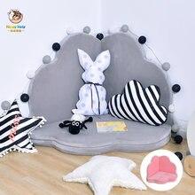 Сияющий детский игровой коврик плотный для ползания новорожденных