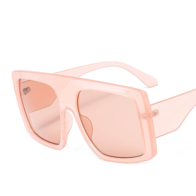 Jaw-dropping Large Sunglasses 7 Colors - Unisex 1