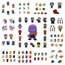 50pcs Star Wars Avenger Fridge Magnet Anime Dragon Ball Magnetic Stickers for Home Decor Souvenir Refrigerator Magnets Kids Gift