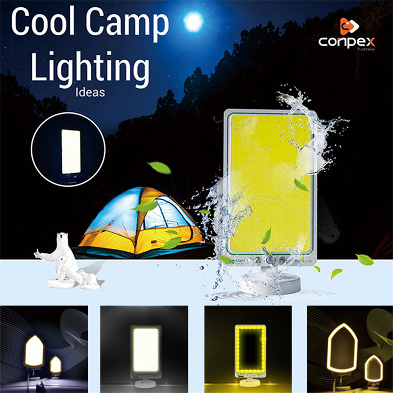Cob 12v Camp Waterproof Outdoor Lantern