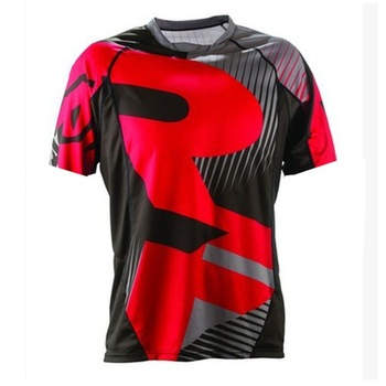 Quick Dry Racing Track Jersey 20