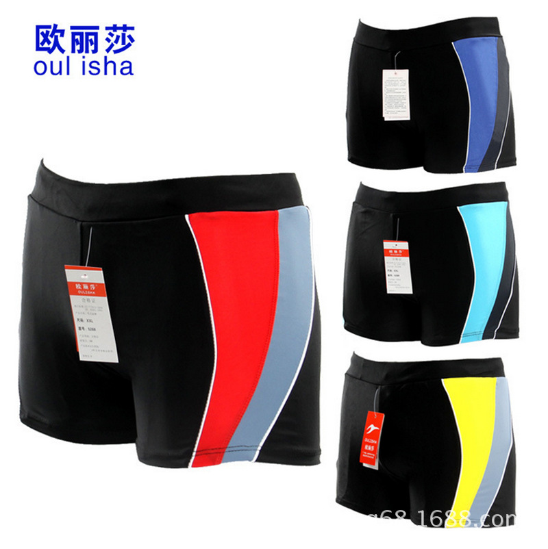 Small Men Bubble Hot Spring Swimming AussieBum Swimming Sports Shorts
