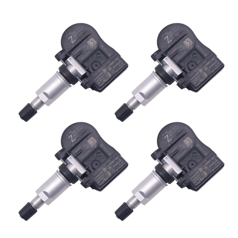 タイヤ圧力センサー 2015-2019 日産リーフアルティマムラーノインフィニティ Q50 QX50 QX56 433MHz TPMS 日産 40700-3JA0A 40700-3JA0B