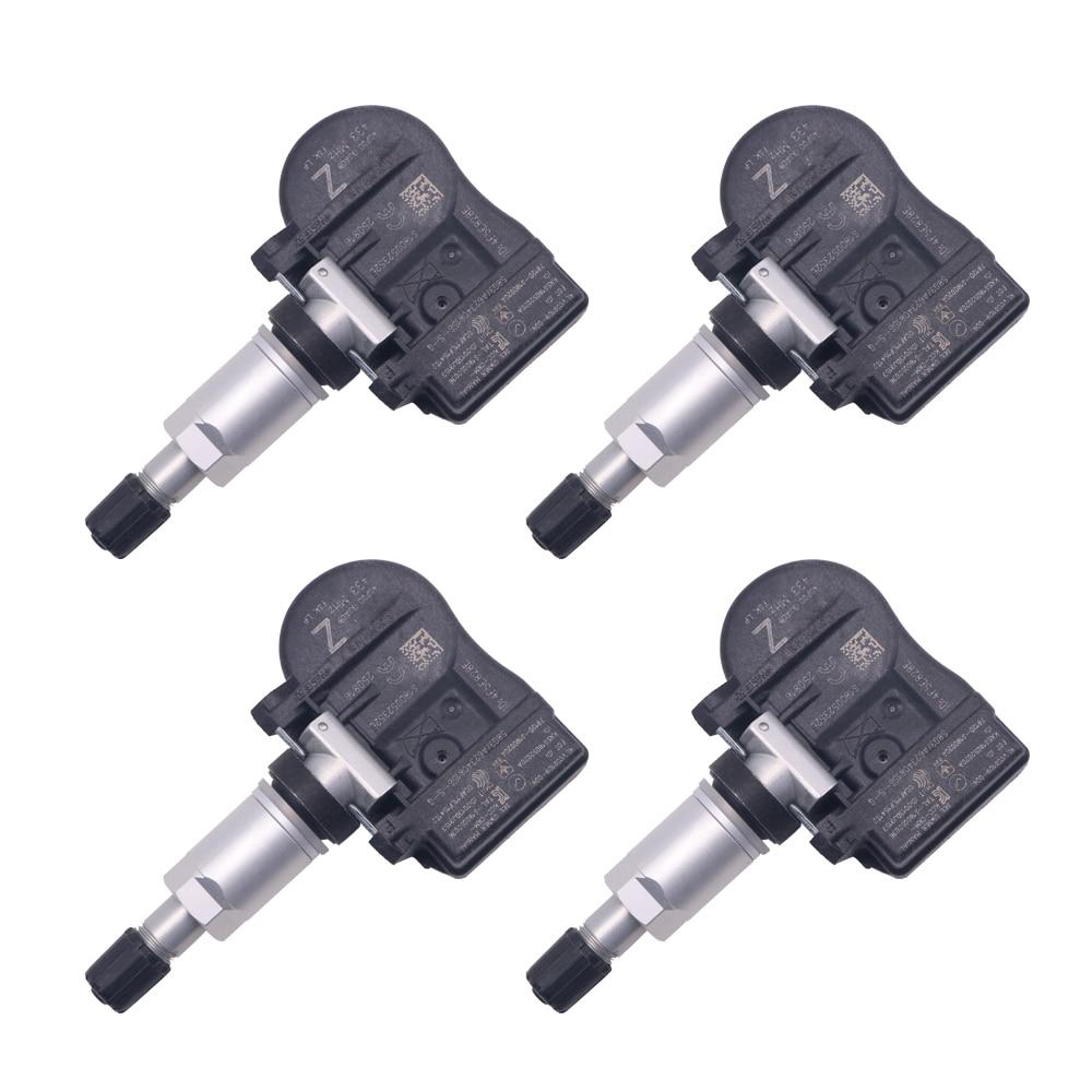 For Tire Pressure Sensor 2015-2019 Nissan Leaf Altima Murano Infiniti Q50 QX50 QX56 433MHz TPMS Nissan 40700-3JA0A 40700-3JA0B