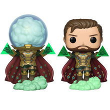 Funko Pop Marvel Spider-Man Mysterio #477 #473 Vinyl Figure Dolls Toy Marvel Spiderman Action Figure Toys Birthday Gift for Kids(China)