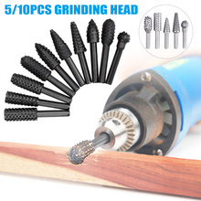 Head File Engraving-Cutter Carbon-Steel Electric-Grinding Clh--8 Polishing-Head Rotation