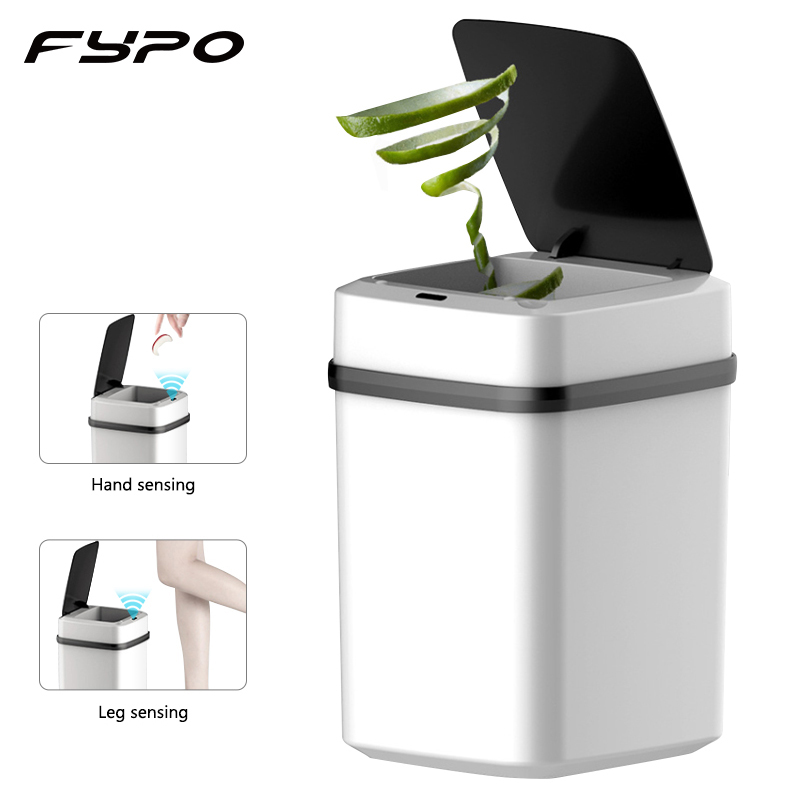 Top 9 Most Popular Automatic Can Sensor Trash Ideas And Get Free Shipping A345