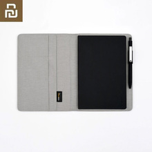 Youpin NoteBook Kaco Noble Paper PU кожаный бумажник для карт, книга для офиса, путешествия, записная книжка Note Pad Smart Home Gifts
