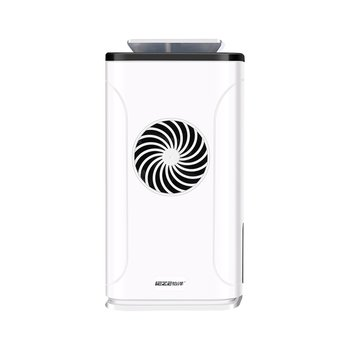 free shipping anion smart home air purifier air humidifier from ohmeka Plasma Air Purifier For Home office Air Purification With Big Power With Ionizer Anion And Ozone  Purifier