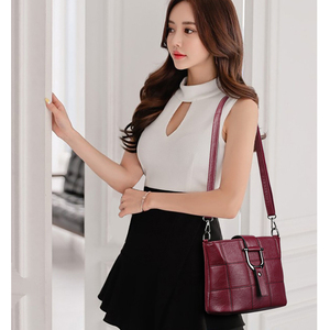 Image 2 - bags for women 2020 Womens luxury Messenger bag designer ladies bag 2018 casual shoulder bags wild small square