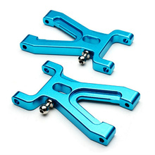 цена на Upgrade Metal Parts Front and Rear Suspension Arm Parts for Wltoys A959 A969 A979 K929 Rc 1/18 Rc Car,2