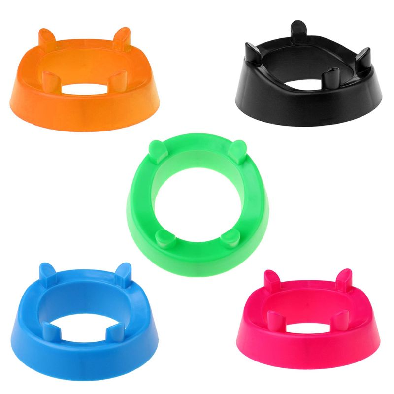 1 PC 4 Colors  Bowling Cups Plastic Ball Holder For Football Basketball