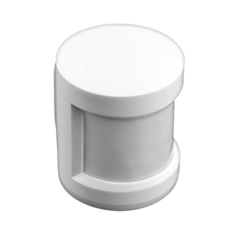 Super Mini Tuya ZigBee PIR Motion Sensor Wireless Passive Infrarot Detektor Smart Home Sicherheit Einbrecher Alarm Sensor APP Control