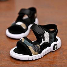 Boys Sandals Summer Children s Shoes Fashion Lightweight Soft Flat Toddler Baby Girls Sandals Baby Leisure Beach Wholesale
