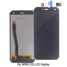 Original For NOMU S10 LCD Display Touch Screen LCD Digitizer Assembly For NOMU S10 LCD Display Screen Replacement Free Tools