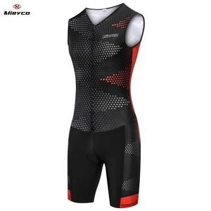 Image 1 - Triathlon Wielertrui 2020 Fiets Man Pro Team Fietsen Kleding Mtb Fiets Kleding Swimmsuit Running Rijden Pak Fietsen Outfit