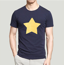 Men Summer T Shirt Arrival STEVEN UNIVERSE STAR T-