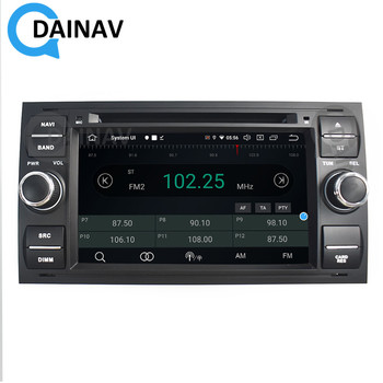 Android Car radio GPS Navigation For-Ford-Mondeo S-max Focus 2 C-MAX Galaxy Fiesta transit Fusion car stereo autoradio image