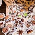 46 шт./упак. Кофе Cornercafe милые декоративные Стикеры для скрапбукинга стикеры сделай сам Ремесло фотоальбомы Kawaii