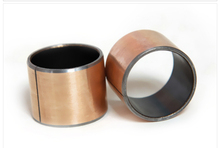 Inner diameter 8mm wear resisting SF-1 oil free self lubricating bearing bushing composite copper sleeve 1bag