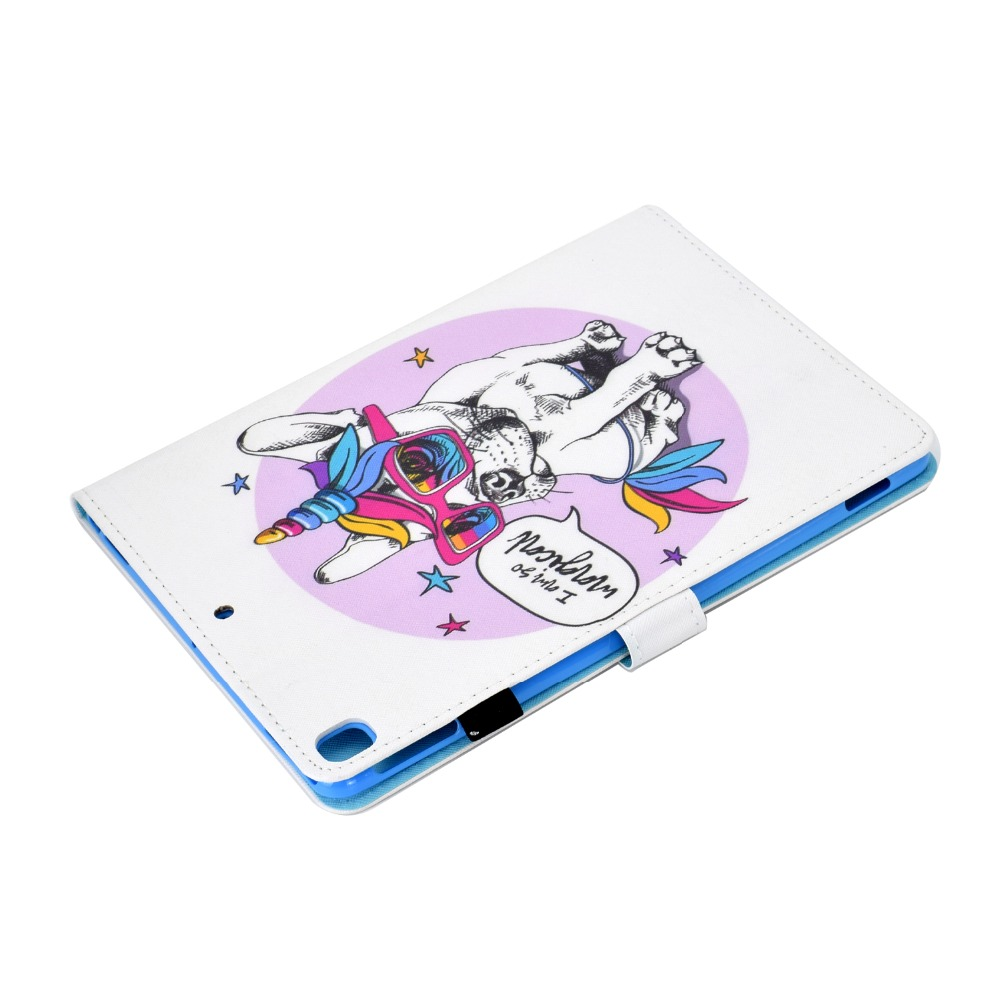 A2197-Cover New iPad for Book-Stand iPad/10.2inch/Model/.. Case 7th