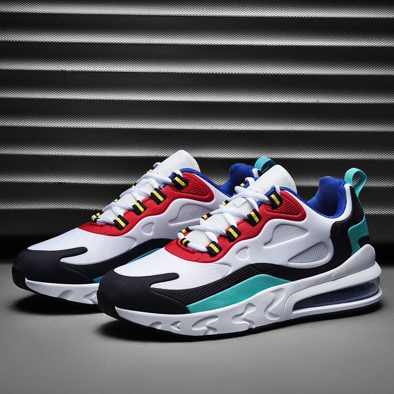 Couple Dad Sneakers Casual Shoes Air Cushion Chunky Shoes Outdoor Walking Tenis Basket Zapatillas Hombre Multicolor Sneakers