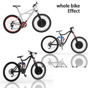 Image 4 - IMortor, 3 двигателя постоянного тока, 36 В, 350 Вт, MTB, дорожный велосипед, переднее колесо двигателя с приложением, комплект для переоборудования электрического велосипеда E Bike Kit, Bicicleta Electrica