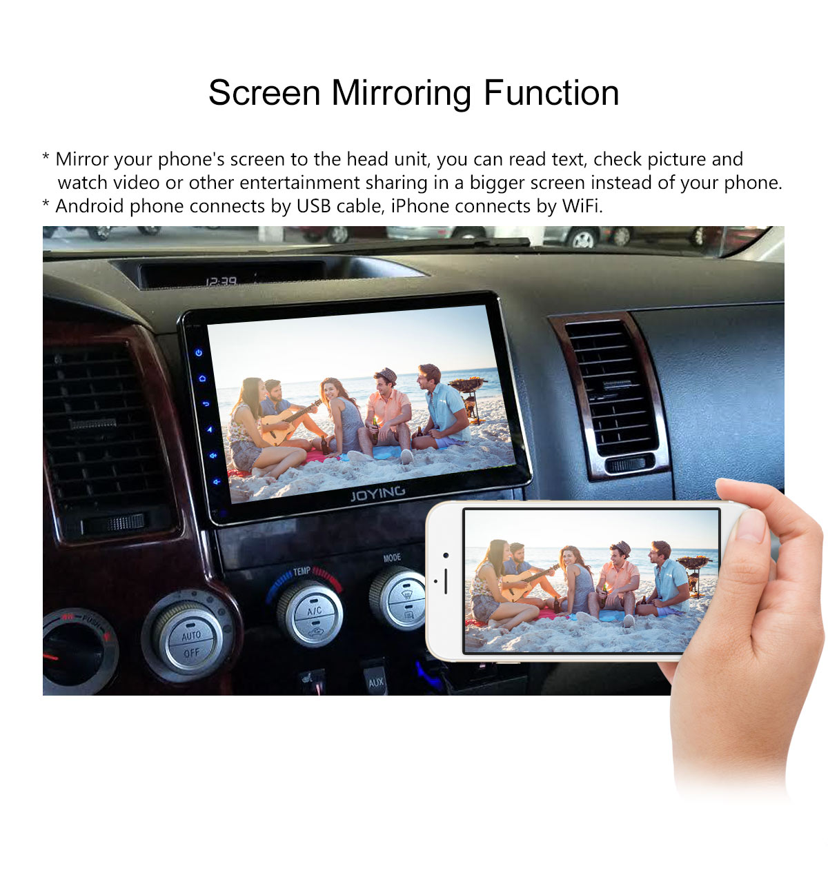 Video Navigation GPS 16GB 7