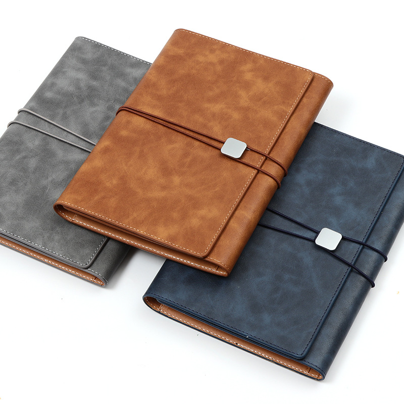 A5 Padfolio Clipboard Folder Card Holder Business Leather Organizer School Office Organizer Manager Portfolio Writing pad