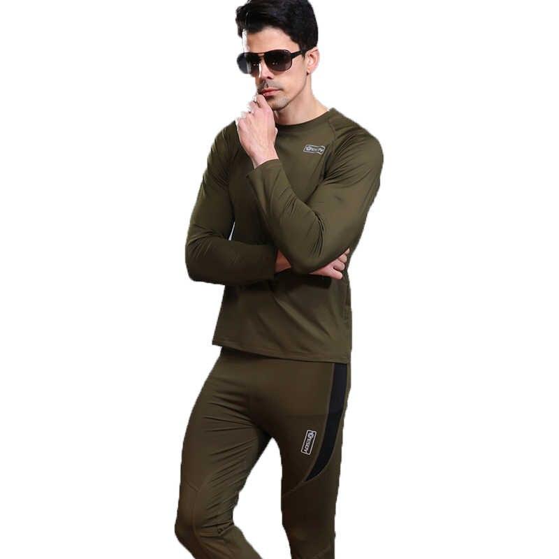 1 セット冬暖かい長袖タクティカル T-シャツ + ソフトシェルハイキング狩猟服のスーツ狩猟シャツ軍
