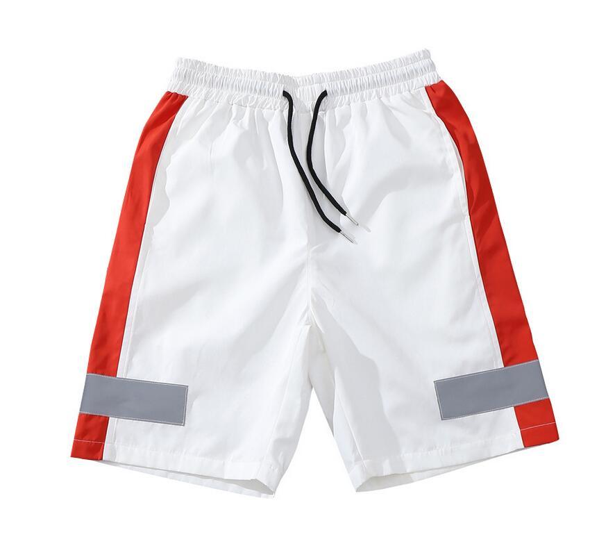 ZNG Men Fitness Bodybuilding Shorts Man Summer Gyms Workout Male Breathable Mesh Sportswear Jogger Short Pants