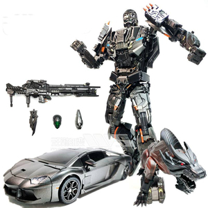 Image 2 - Transformation Robot Peru Kill Lockdown Steeljaw UT R01 BSL 01 BSL 01 MPM KO Oversize Action Figure Model Kids Toys Collection