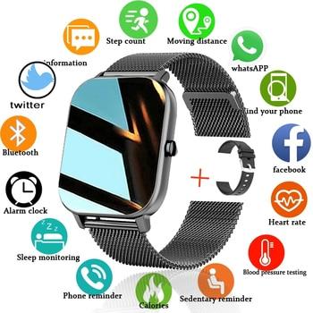 New P8 Color Screen Smart Watch Watch Fashion Women Watches