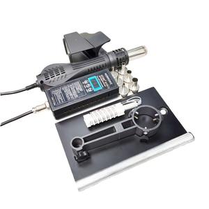 Image 5 - Hot Air Gun XCRK01H Portable BGA Rework Solder Station Hot Air Blower High Quality 220V Hand held Heat Gun Hair Dryer